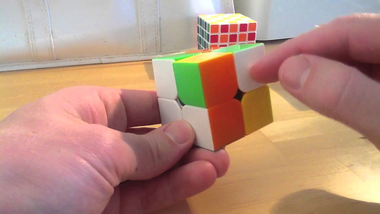 how to solve last layer rubiks cube