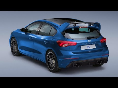 2020 Ford Focus RS Hatchback, Sedan, Station Wagon, Active Flavors | Video 279