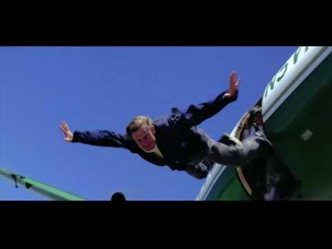 Airline mistreatment - Scene from James Bond Moonraker (1979)