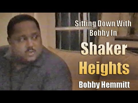 Bobby Hemmitt | Sit-Down in Shaker Heights - Pt. 1/3
