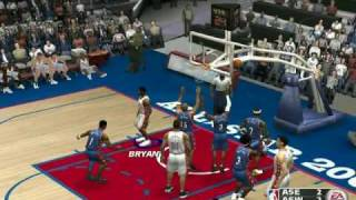 NBA Live 2004 PC Gameplay