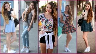 Repeat youtube video Back to School: Outfits of the Week!