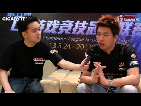 """Ohaiyo: """"Alliance's tactics are quite unique and well-execut"""