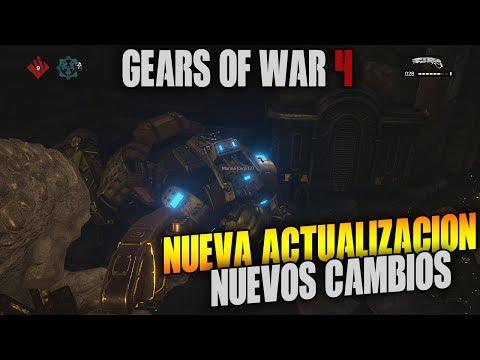 CAMBIOS DRÁSTICOS PARA GEARS OF WAR 4!!