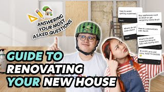 Step By Step Renoטation Guide For Singapore Homes!