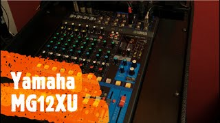 Yamaha MG12XU   Review   4K