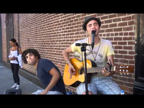 """John West Feat. Chris Lightfoot """"You Don't Know"""" 3rd Street Promenade SUPER HD STEREO"""