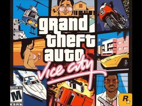 تحميل لعبة gta vice city كاملة من ميديا فاير