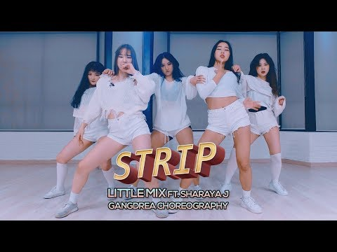 Little Mix - Strip : Gangdrea Choreography