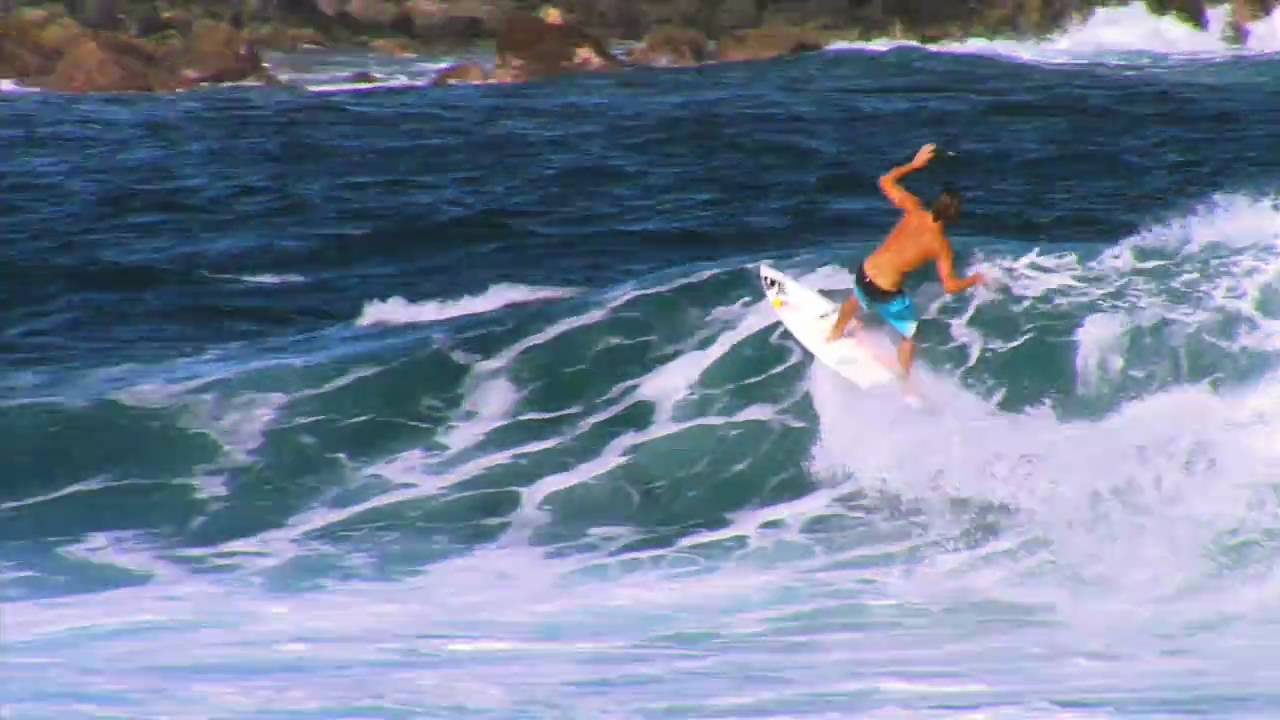 0d09f6e0d3516a Jordy Smith in Modern Collective - YouTube
