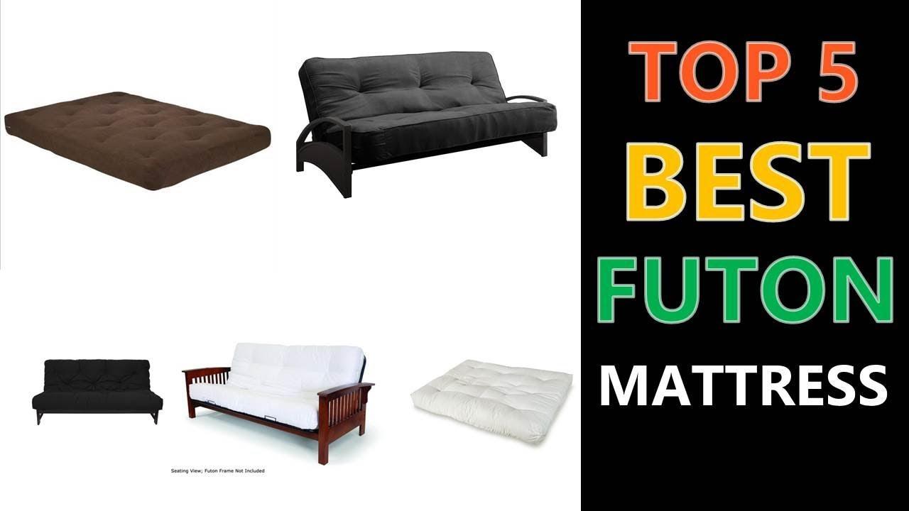 Best Futon Mattress 2018