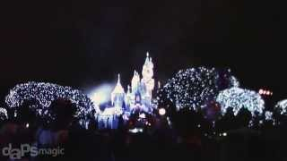 Believe In Holiday Magic First Night Of Disneyland Resort Holiday Time
