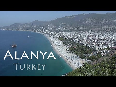 TURKEY: Alanya city [HD]