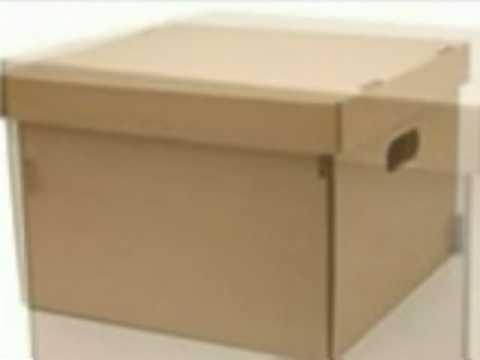 Cajas de archivo youtube for Caja de cataluna oficinas