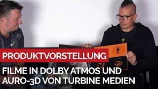 Prince Konzert und 10 weitere Filme in DOLBY Atmos und Auro3D - Interview mit Christian Bartsch