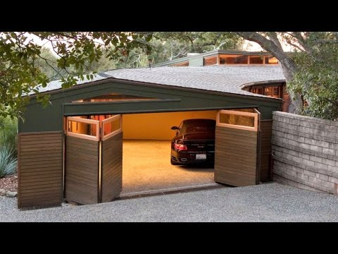 40 Ideas for Garage Doors
