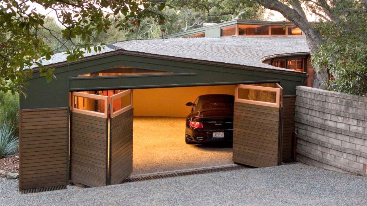 40 Ideas for Garage Doors - YouTube on Garage Door Ideas  id=66013