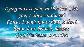 Heaven by Kane Brown lyrics Video