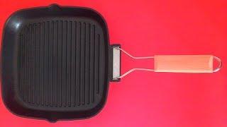 Сковорода-гриль, личный опыт использования-отзыв