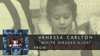 """""""white house"""" appears on vanessa carlton's new album earlier things live, available now! get your physical copy or download/ stream here: http://hyperurl.co/..."""