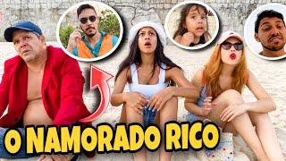 NAMORADO RICO MENTIROSO!💰 *novelinha*