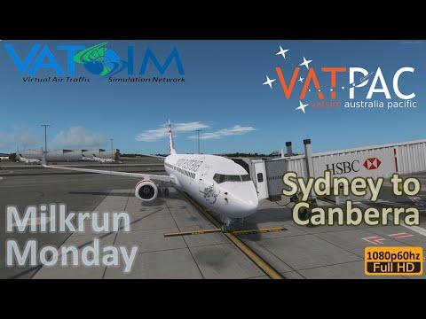 P3D v2.5 | Sydney to Canberra | At Close Range