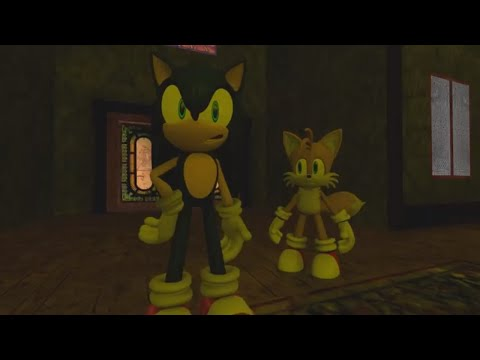 Sonic And Tails The Mystic Mansion MOVIE