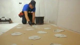 Как правильно обшить стены гипсокартоном | Один за 100 годин(Как правильно обшить стены гипсокартоном., 2013-10-15T10:36:39.000Z)