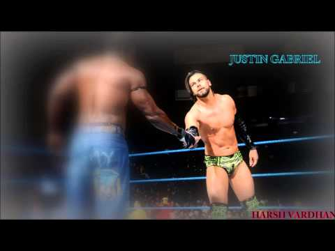 "Justin Gabriel Theme Song 2011-2013 ""The Rising""(With Download Link)[HD]"