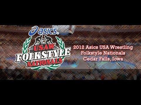 USA Wrestling Folkstyle Nationals - Cadet Finals