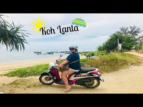 A Week in Koh Lanta | Scooters, Beaches, Caves & Karaoke