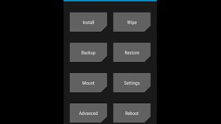 How to recovery mode in lenovo A6000