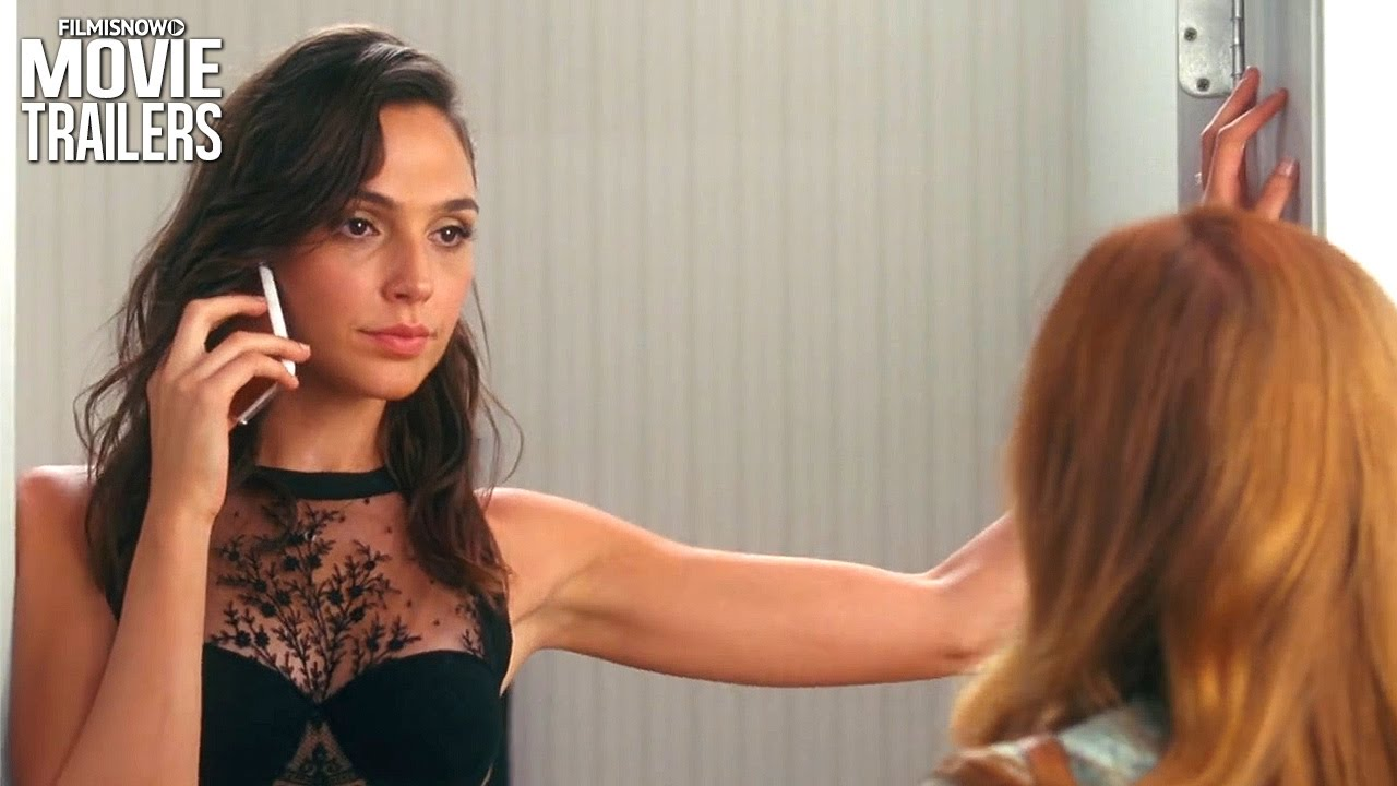 Slip Into Some Sexy Lingerie With Gal Gadot In Keeping Up With The