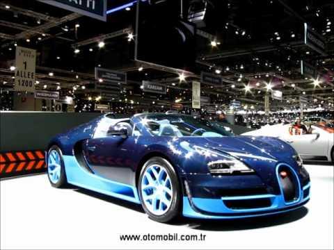 bugatti veyron grand sport vitesse 2012 cenevre otomobil fuar youtube. Black Bedroom Furniture Sets. Home Design Ideas