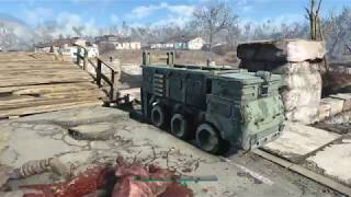 Fallout4 MOD CommonwealthCarriages