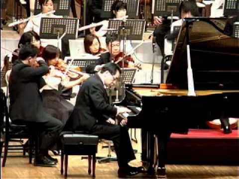 ベートーベン・ピアノ協奏曲第5番「皇帝」