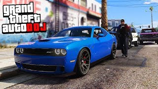 GTA 5 Roleplay - DOJ 64 - YouTuber Pulled Over