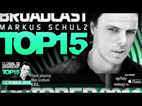 Out now: Global DJ Broadcast Top 15 - October 2011