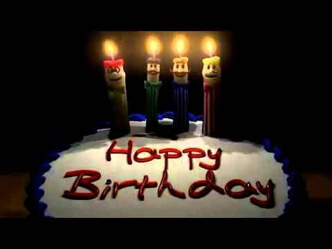 Happy Birthday (Audio+Video)