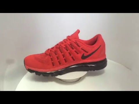 Air Max 2016 Red And Black