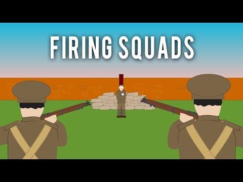 Firing Squads (World War I)