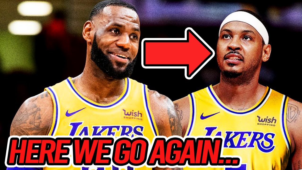 Malik Monk, Kendrick Nunn & Carmelo Anthony Joining The Lakers is Game Changing