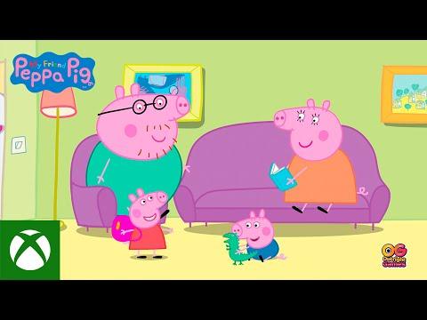 Игра по «Свинке Пеппе» My Friend Peppa Pig выйдет на Xbox в октябре