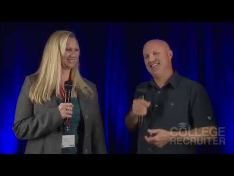 Interview of Amybeth Quinn of Concur at the College Recruiting Bootcamp