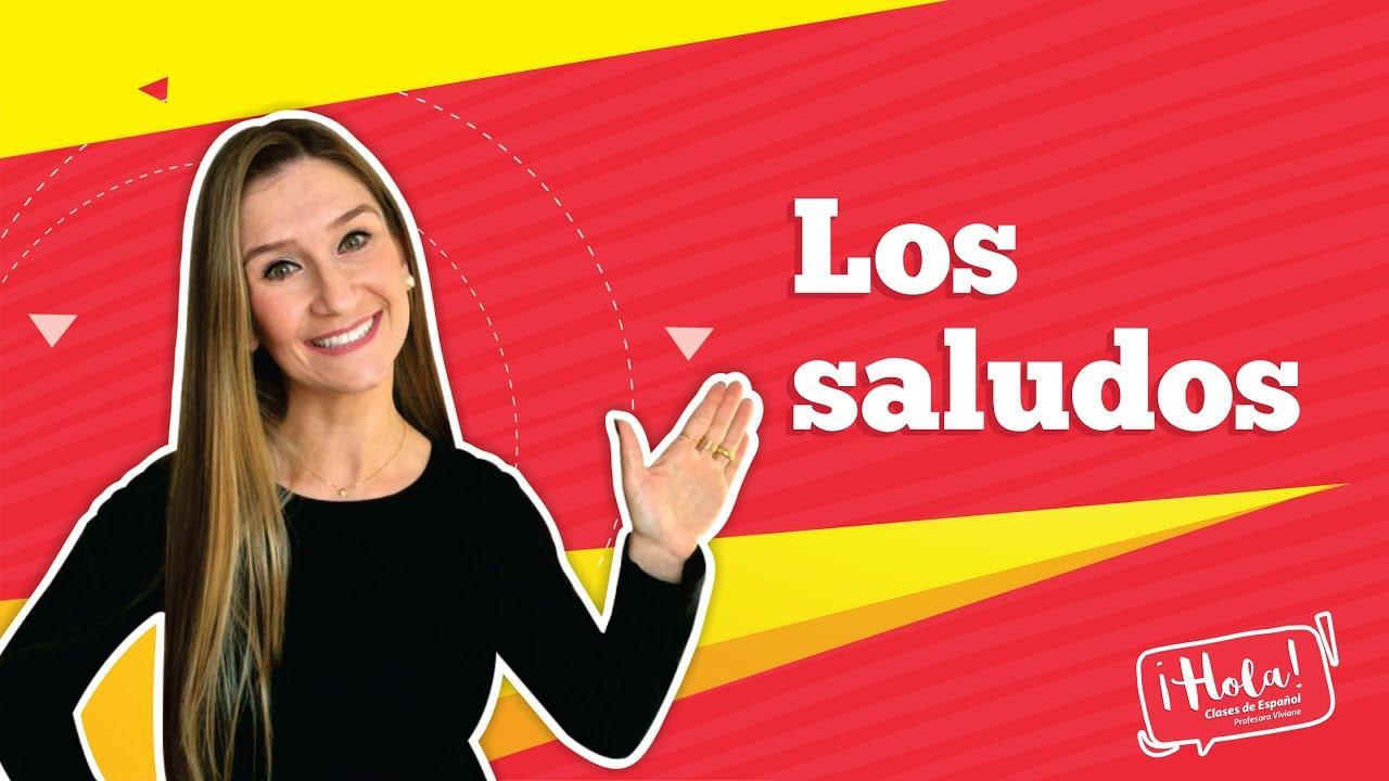 """Como cumprimentar as pessoas em espanhol? Conheça """"Los saludos""""."""