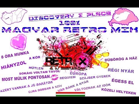 DISCOVERY & PLSCB-100% MAGYAR RETRO MIX HUNGARIAN HÁZIBULI