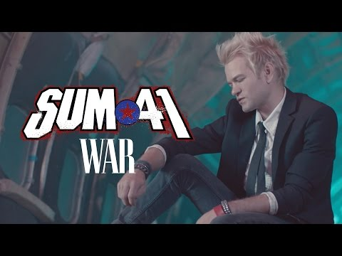 Sum 41 - War (Official Music Video)