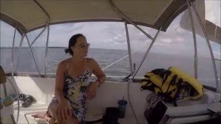 Cruising the Gulf coast of Florida in a sailboat