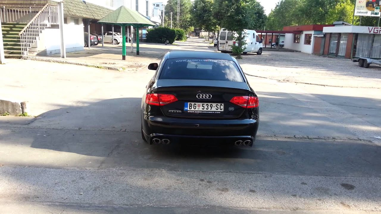 audi a4 2 7 tdi sound youtube. Black Bedroom Furniture Sets. Home Design Ideas