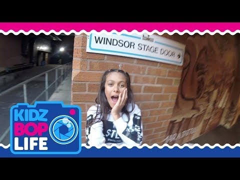 KIDZ BOP Life UK: Vlog #3 - On Tour with Lois